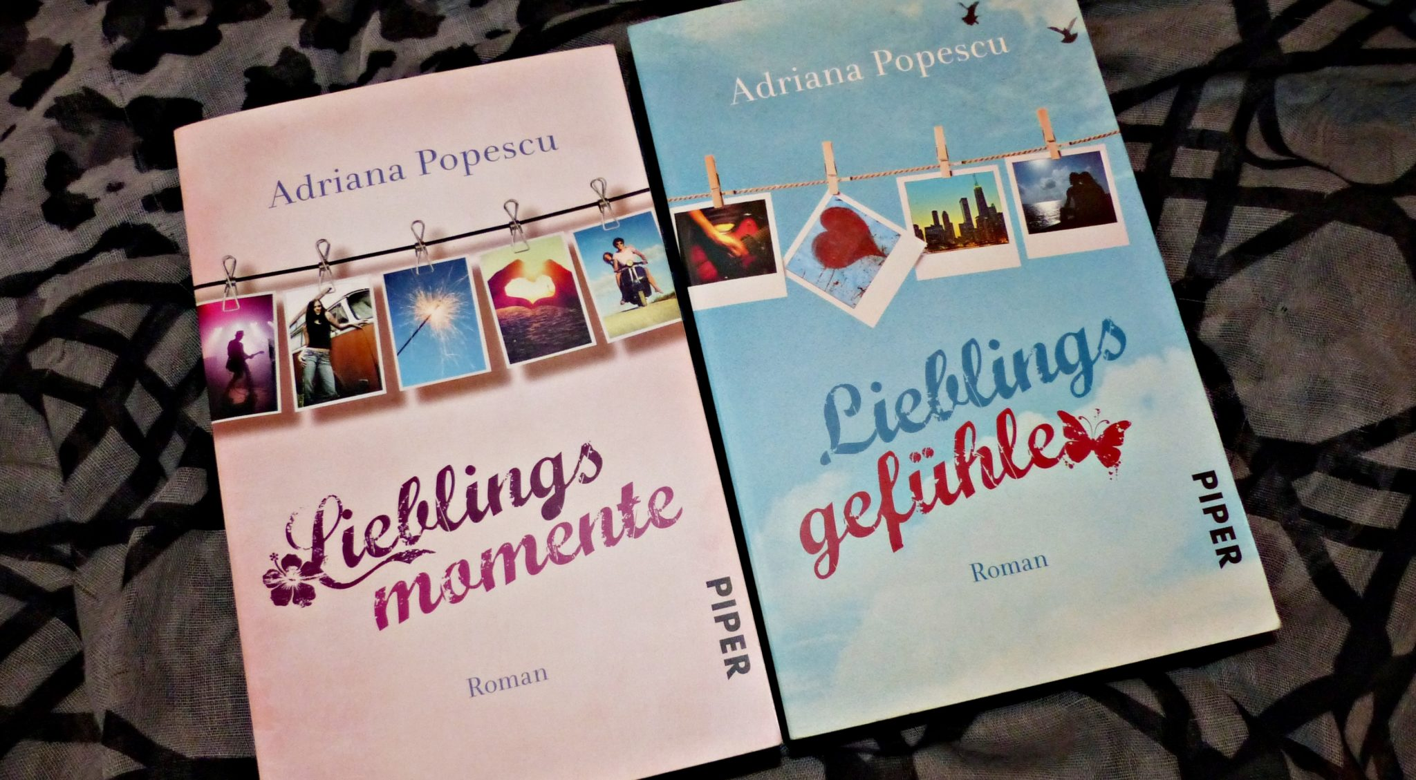 Buchreihe   Lieblingsmomente-Reihe von Adriana Popescu