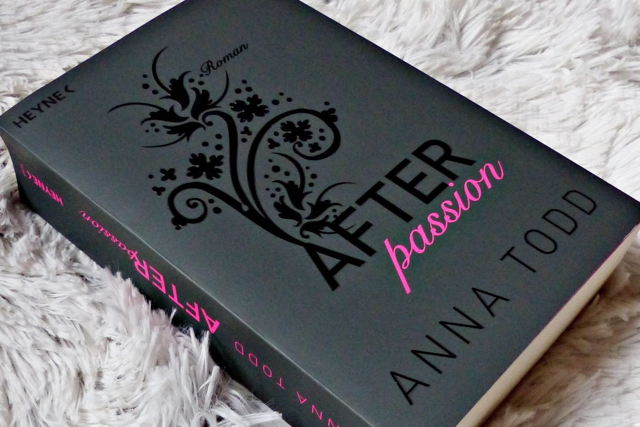 Rezension | Anna Todd – After Passion | Band 1