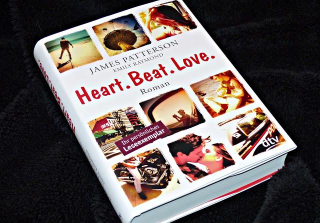 Rezension | James Patterson – Heart. Beat. Love