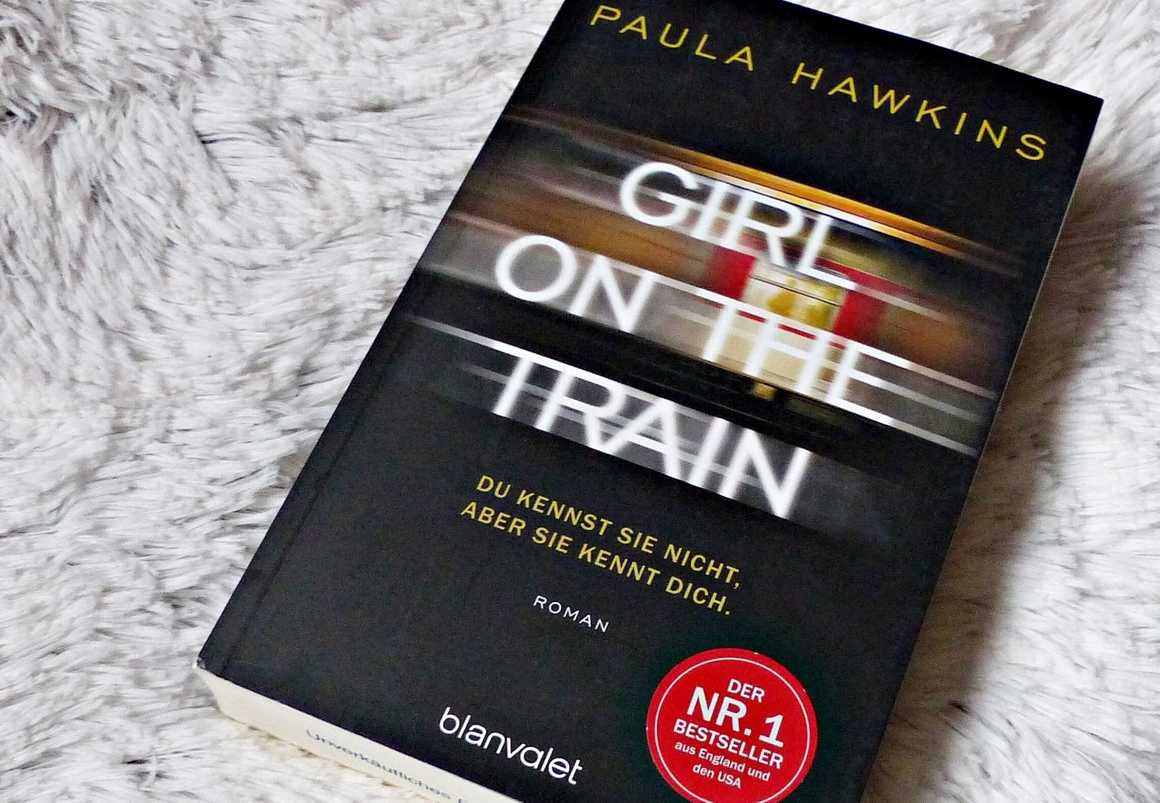 Rezension | Paula Hawkins – Girl on the Train