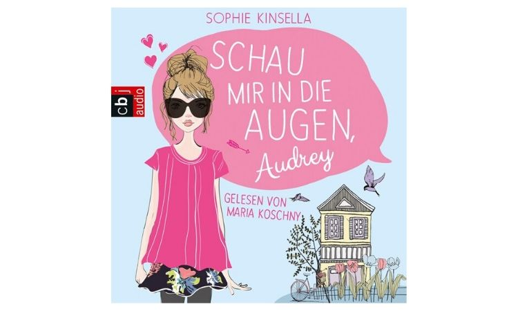 Rezension | Hörbuch: Sophie Kinsella – Schau mir in die Augen, Audrey