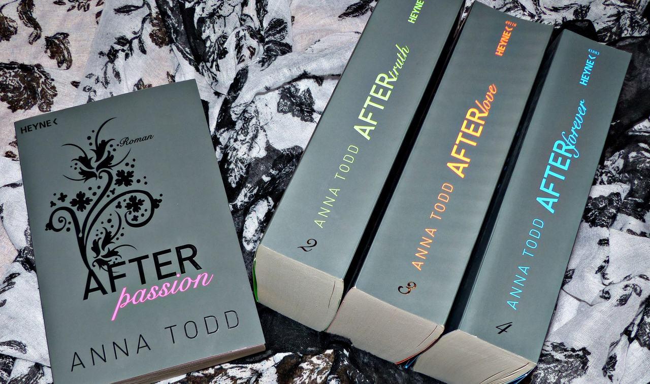 Buchreihe   After Series von Anna Todd