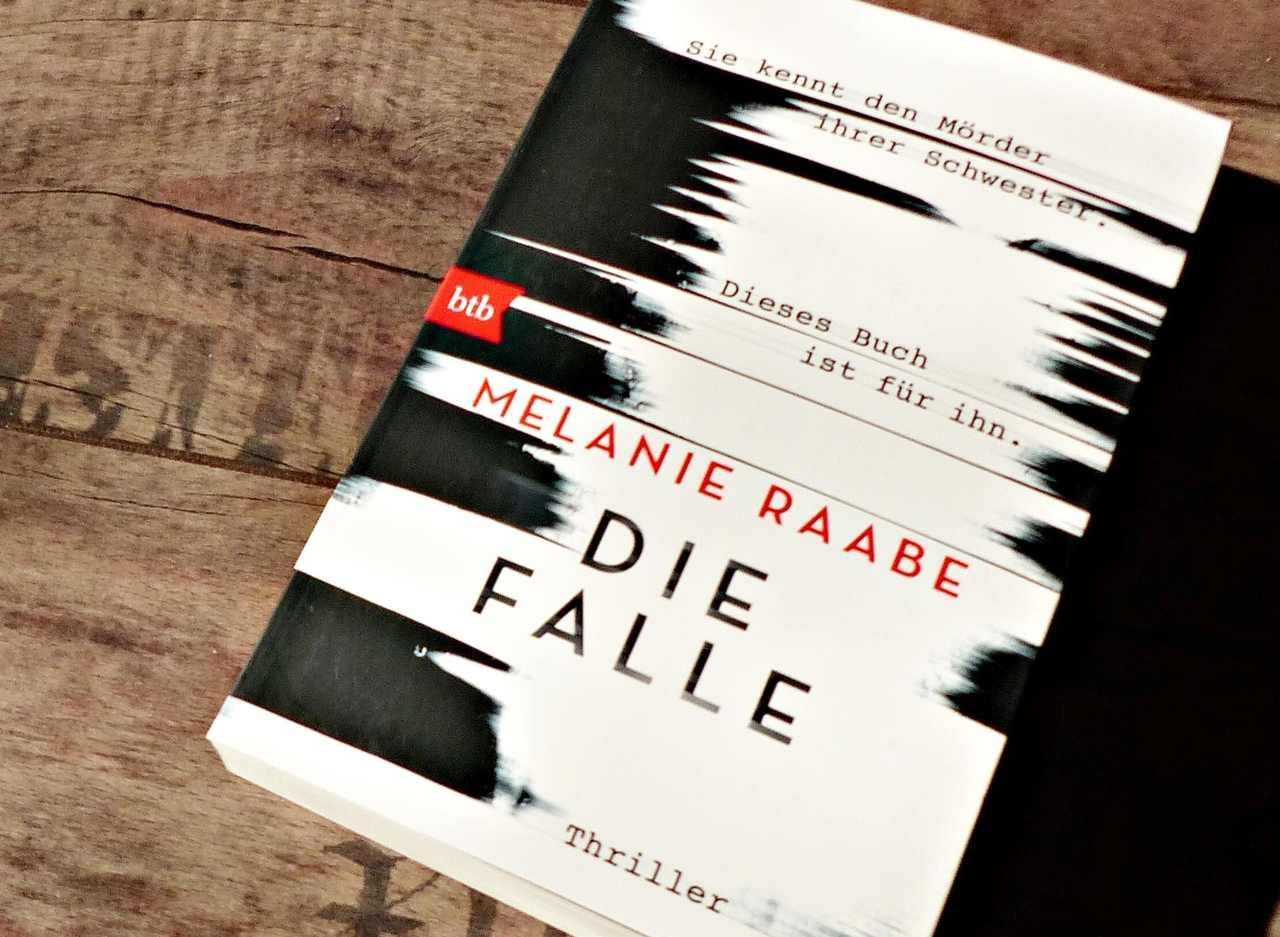 Rezension | Melanie Raabe – Die Falle