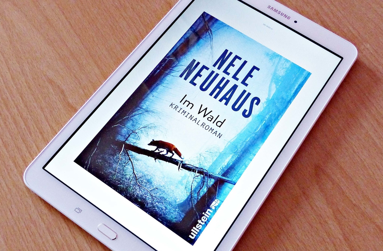 Rezension | Nele Neuhaus – Im Wald