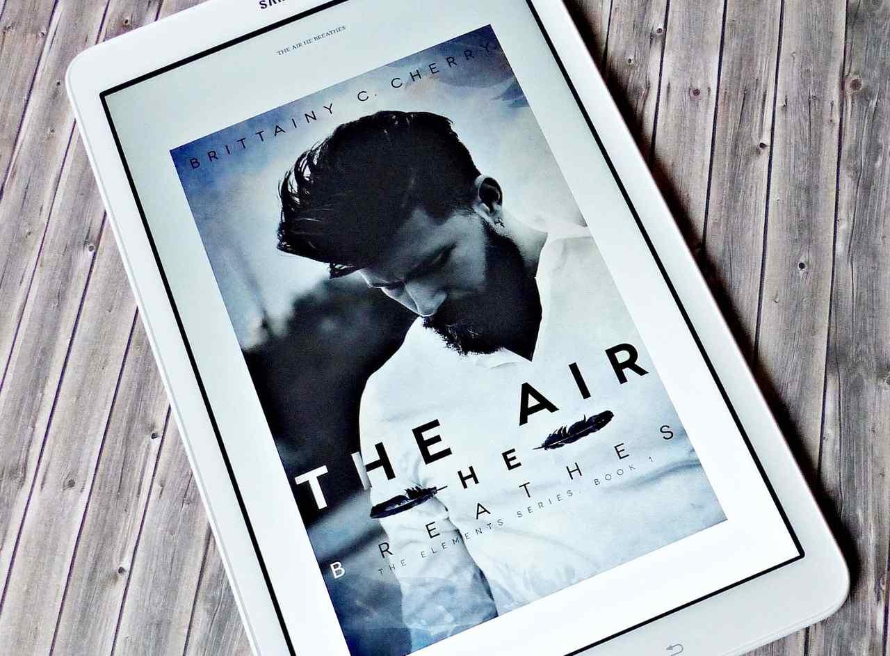 Kurzrezension   Brittainy C. Cherry – The air he breathes   dt. Wie die Luft zum Atmen