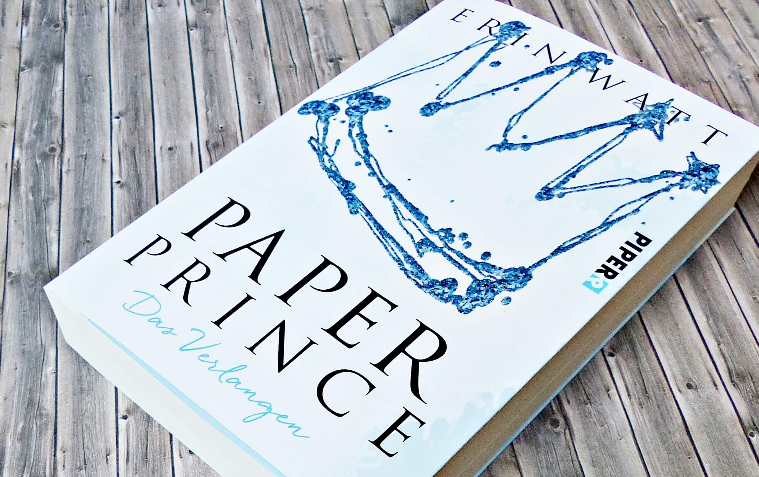 Rezension | Erin Watt – Paper Prince. Das Verlangen | Band 2