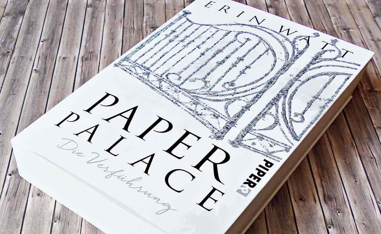 Rezension | Erin Watt – Paper Palace. Die Verführung | Band 3