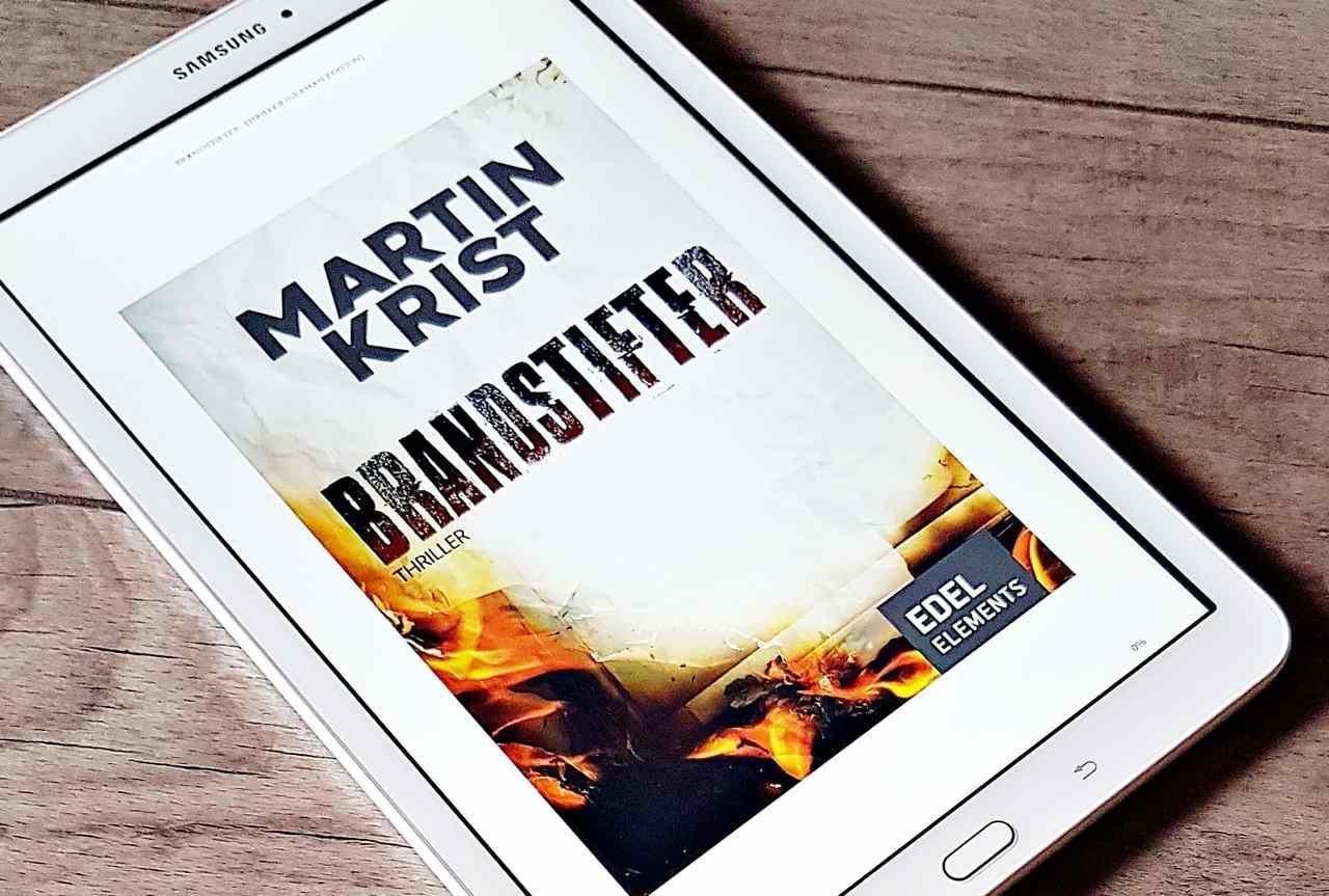 Rezension | Martin Krist – Brandstifter
