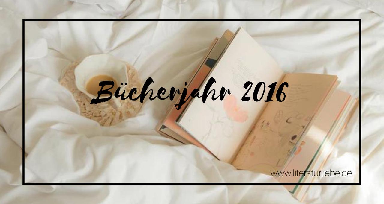 Bücherjahr 2016