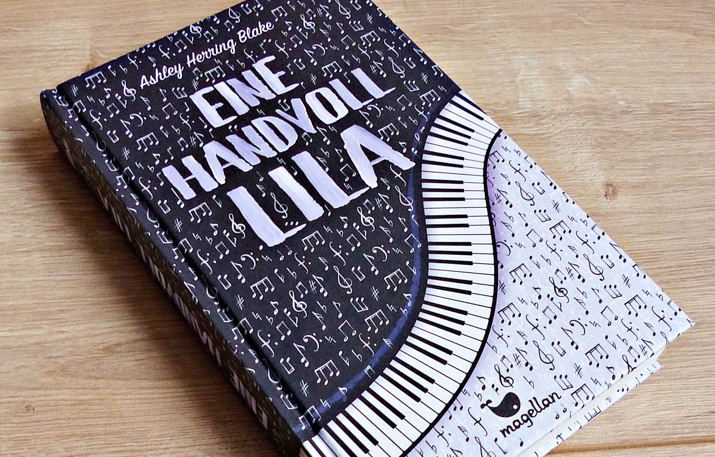 Rezension | Ashley Herring Blake – Eine Handvoll Lila