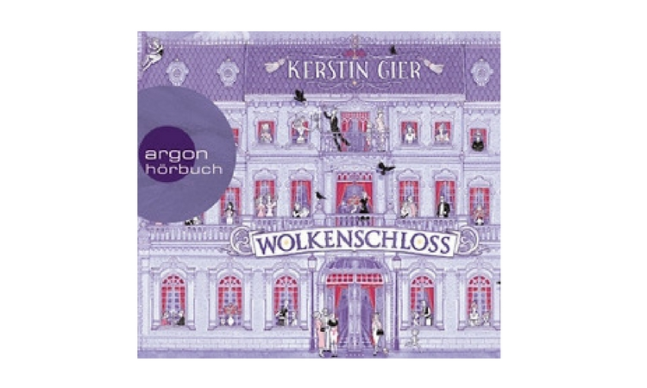 Abgebrochen | Hörbuch: Kerstin Gier – Wolkenschloss