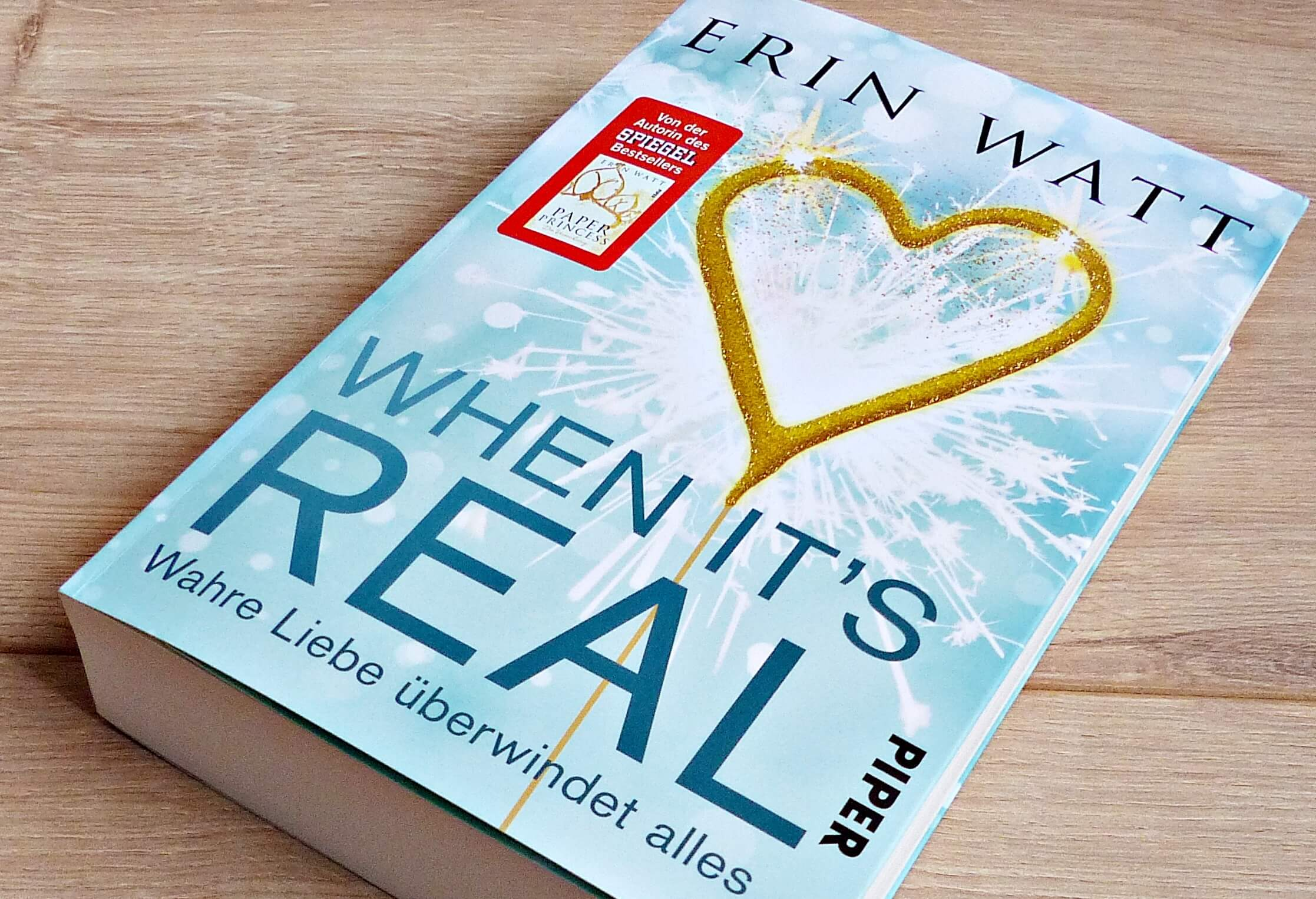 Rezension | Erin Watt – When it's real