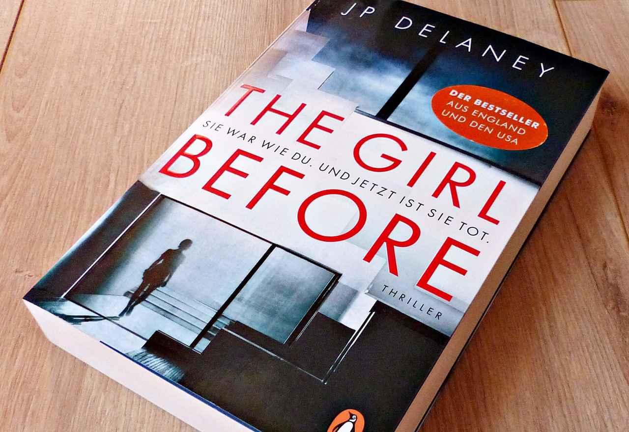 Rezension | JP Delaney – The Girl Before