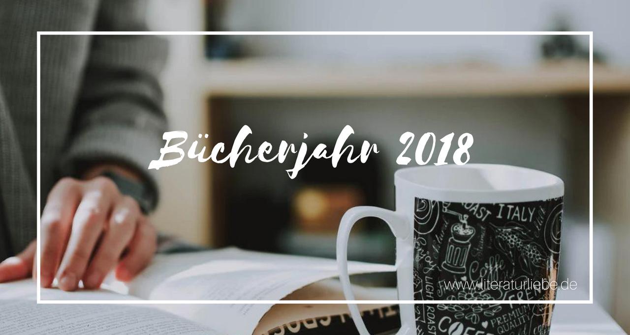 Bücherjahr 2018