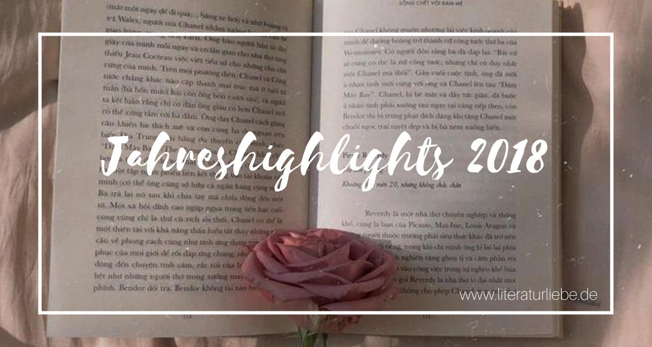 Jahreshighlights 2018