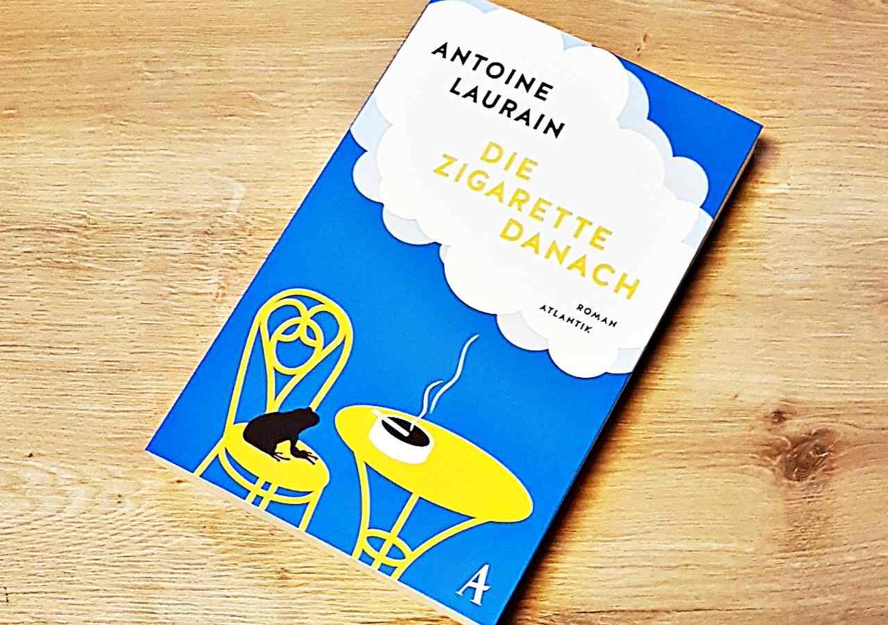 Rezension | Antoine Laurain – Die Zigarette danach