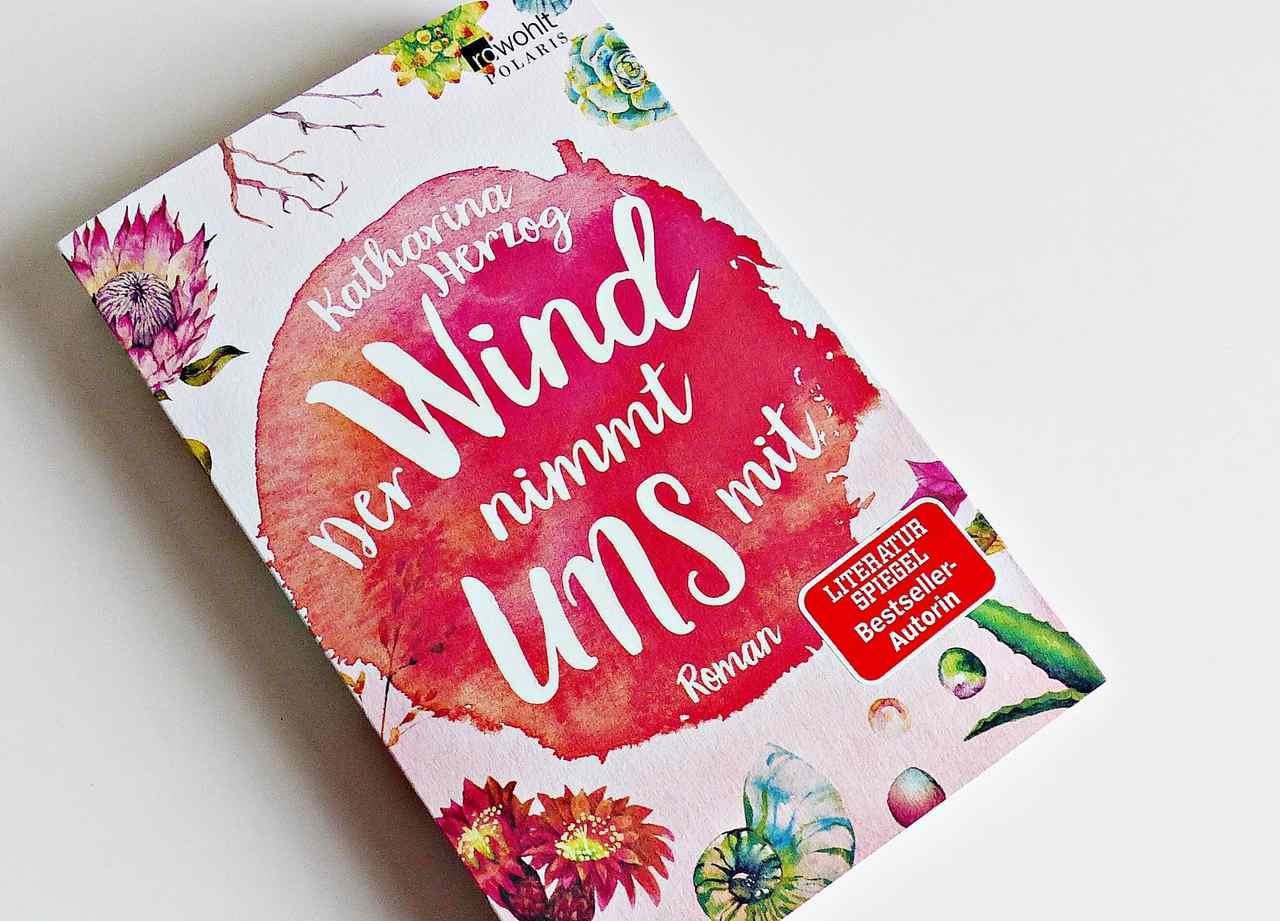 Rezension | Katharina Herzog – Der Wind nimmt uns mit