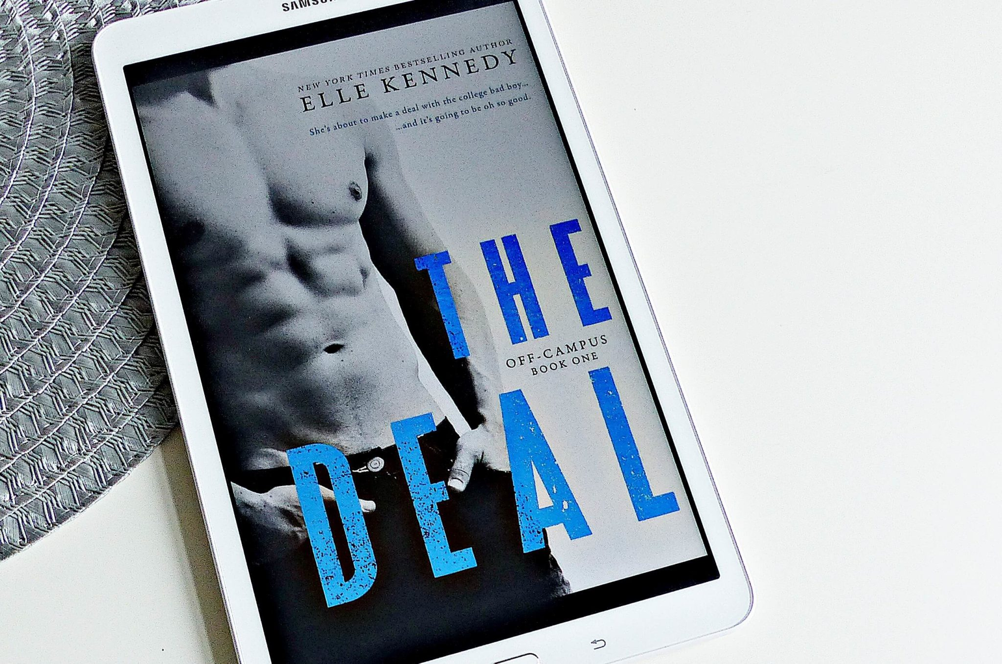 Elle Kennedy - The Deal