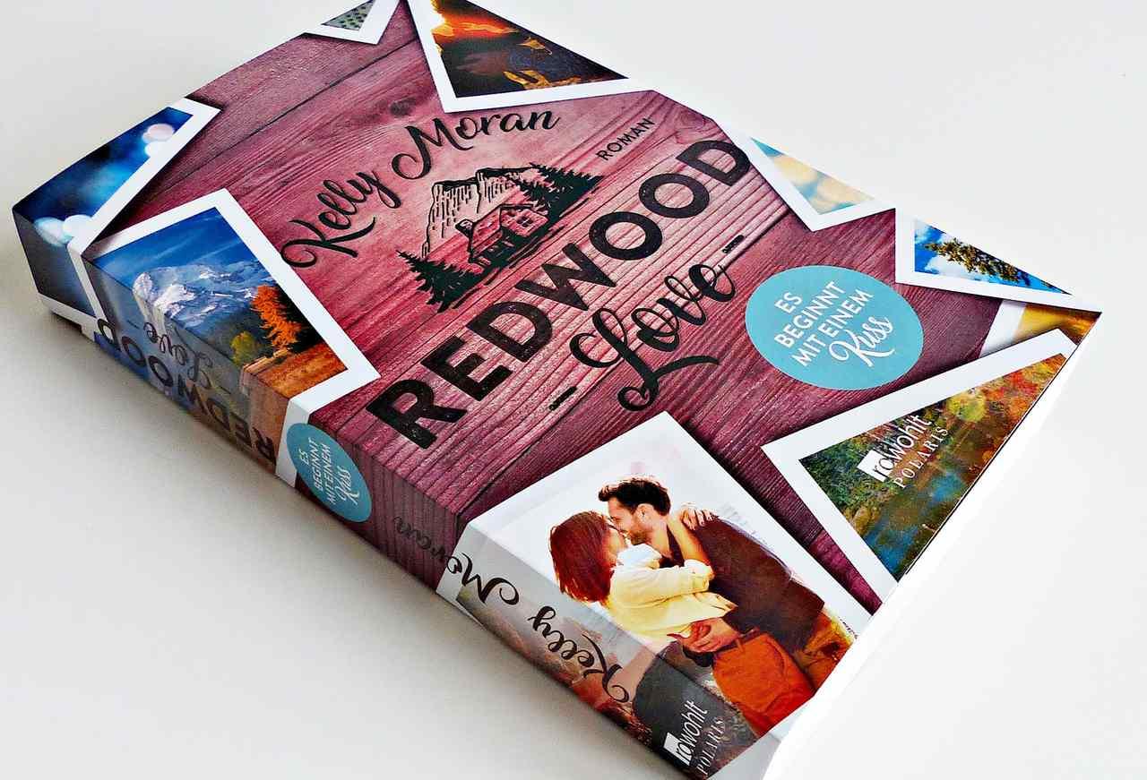 Rezension | Kelly Moran – Redwood Love. Es beginnt mit einem Kuss