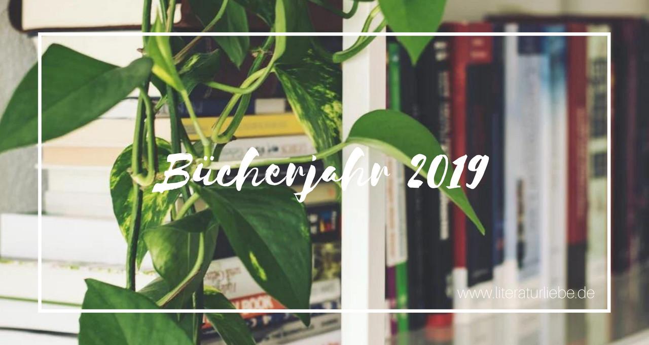 Bücherjahr 2019