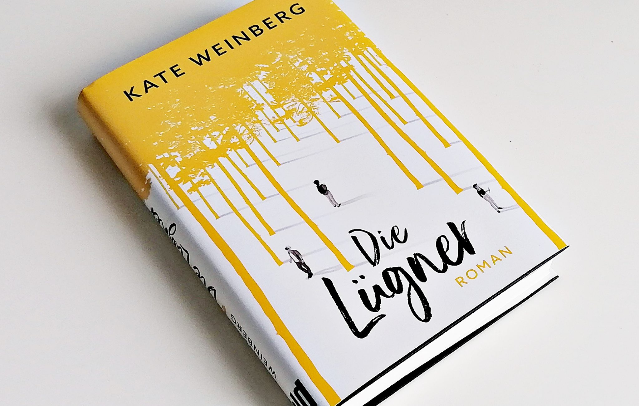 Rezension | Kate Weinberg – Die Lügner