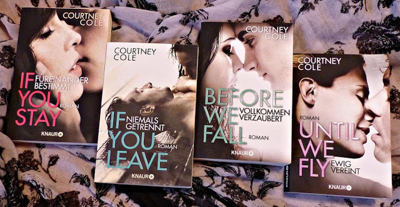 Buchreihe   Beautifully Broken Reihe von Courtney Cole