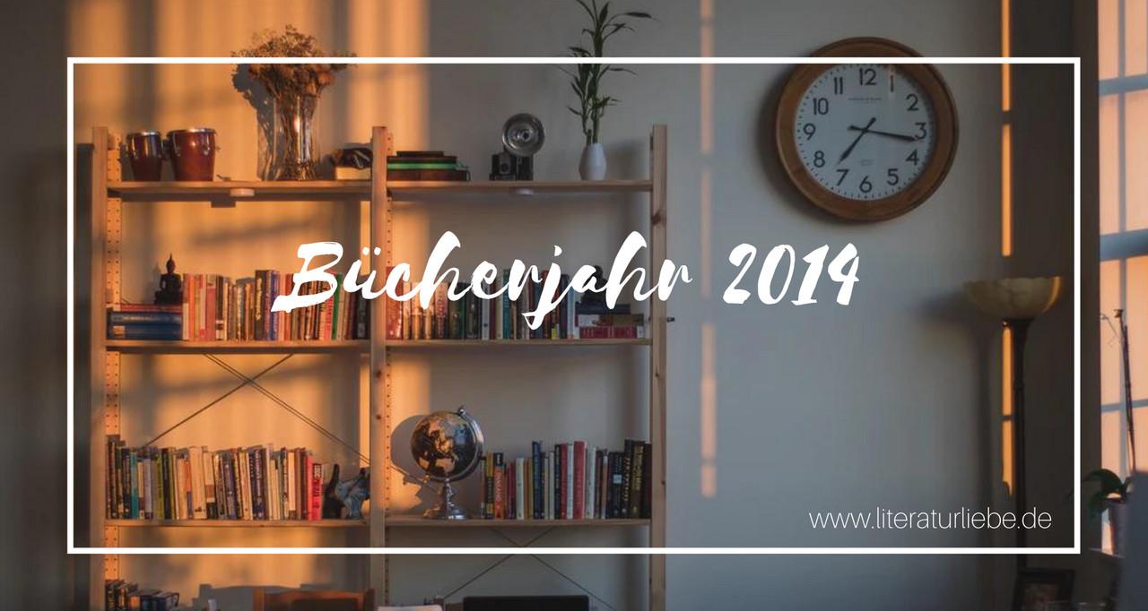 Bücherjahr 2014