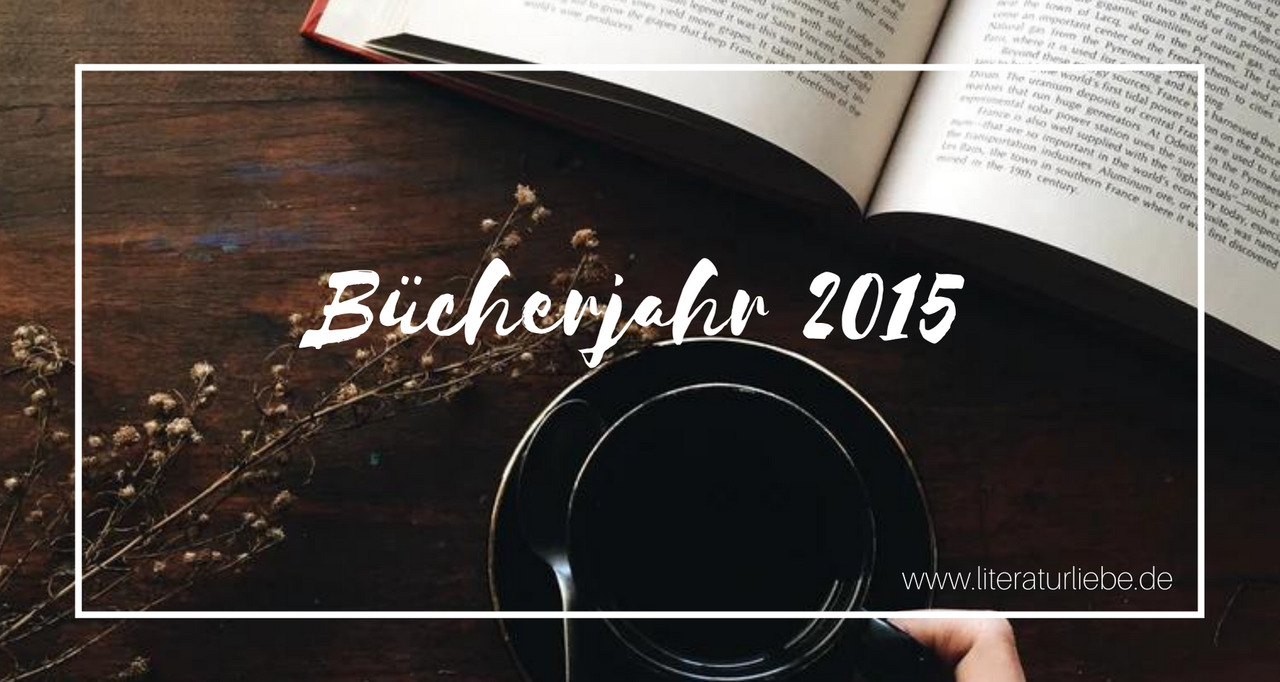 Bücherjahr 2015